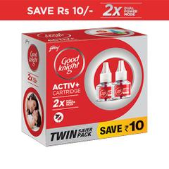 Activ+ Twin Saver Value Pack, 45 ml, Pack of 2