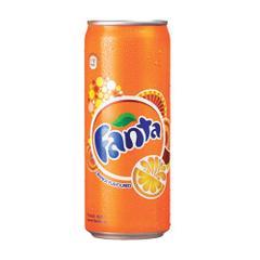 Soft Drink - Orange Flavor,300 ml