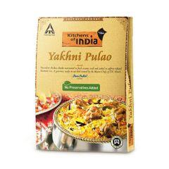 Ready To Eat - Yakhni Palao