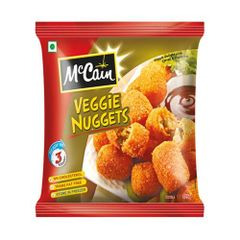 Veggie - Nuggets