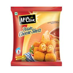 Potato Cheese Shotz - Crunchy Nuggets of Potateos & Cheese