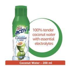 100% Tender Coconut Water,200 ml