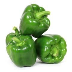 Capsicum - Green, 500 gm, approx. 2 to 3 nos