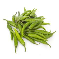 Chilli - Green Big,250 gm