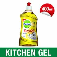 Kitchen Dish & Slab Gel - Lemon Fresh
