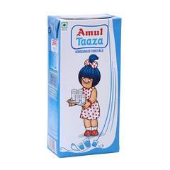 Homogenised Toned Milk,1 lt