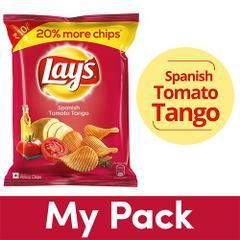 Potato Chips - Spanish Tomato Tango,25 gm