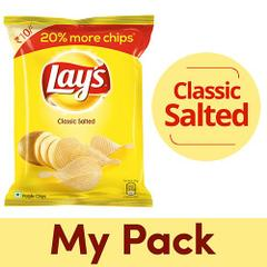 Potato Chips - Classic Salted,30 gm