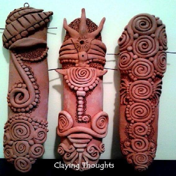 Tribal Mask by Claying Thoughts