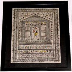 Traditional Odisha Soura Tribal Art