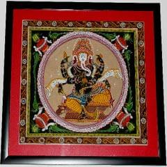 Ganpati Traditional Pattachitra