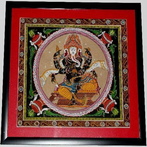 Ganpati Traditional Pattachitra