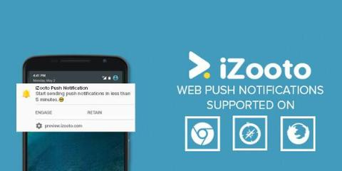 iZooto: Web Push Notifications