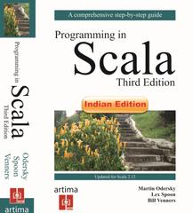 Programming in Scala, 3ed