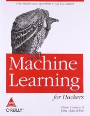 Machine Learning for Hackers