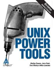 Unix Power Tools, 3/Ed