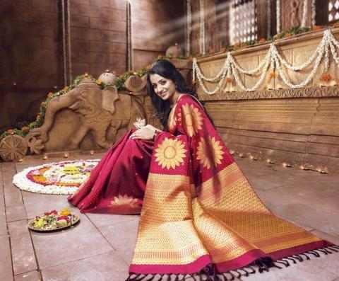 Indian Beautiful Saree