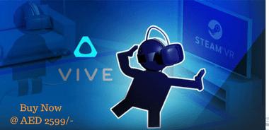 HTC VIVE Dubai UAE
