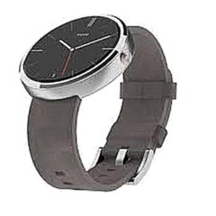 Motorola smartwatch Moto360 Light Chrome