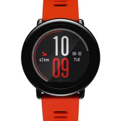 "MI Amazfit PACE Smartwatch Display 1.3"" Inch Red"
