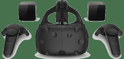 HTC VIVE Virtual Reality System Retail
