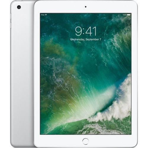 """Apple9.7"""" iPad 2017 Face time 64GB Silver WiFi + 4G"""