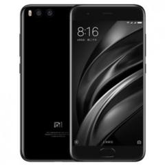 Mi 6  6GB 64GB Black Dual SIM 1 yr UAE Warranty