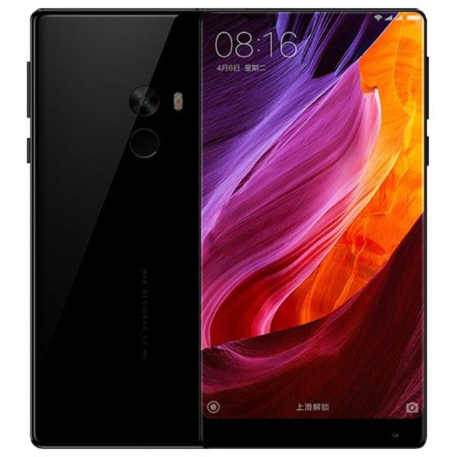 Mi Mix 6GB 256GB Black Dual SIM 1 Yr UAE Warranty
