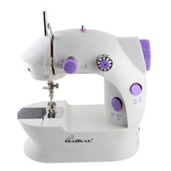 Mini Sewing Machine with 115 Accessories