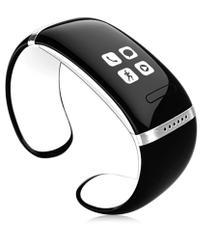 Smart Wrist Mobile with keypad-Black