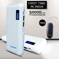 Buy 50000 mAh Power And Get Samsung Bluetooth free