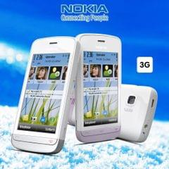 Nokia 3G C-503 White Mobile