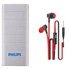 Power Banks 25000mAh with free Earphone