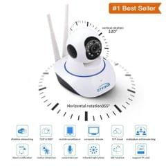Wireless HD IP Wifi CCTV Indoor Security Camera Stream Live Video in Mobile or Laptop