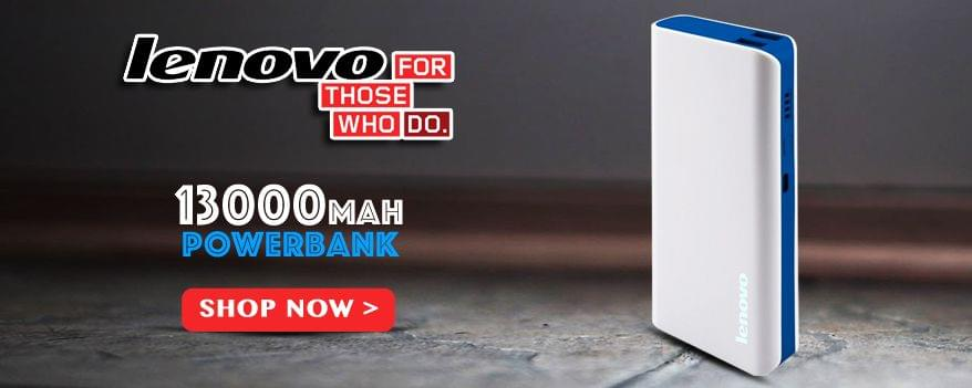 Lenovo 13000mAh Power Bank