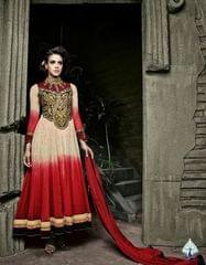 Aarika Georgette Anarkali Set