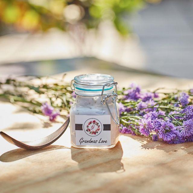 Grandma's Love Lavender Bath Scrub