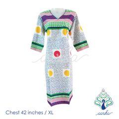 Aarika Long Sleeve Cotton Kurta Size XL