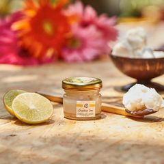 Grandma's Love Lemon Lip Scrub