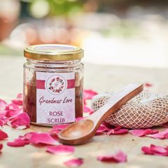 Grandma's Love Rose Face Scrub