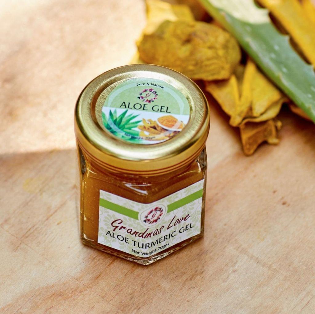 Grandma's Love Aloe Turmeric Gel