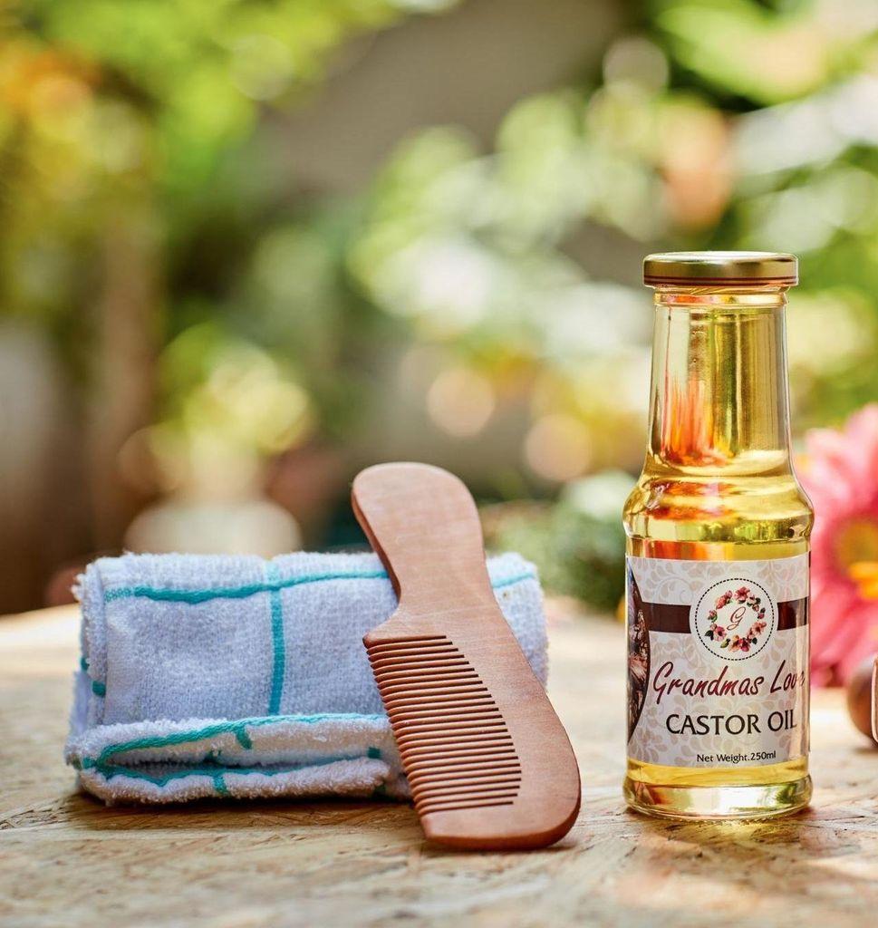 Grandma's Love Coldpressed Castor Oil