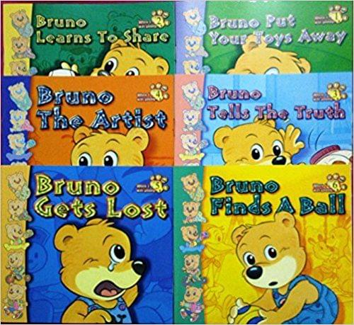 Bruno Stories (set of 6 Books)