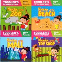 Naisha Series (Toddler's Picture Storybook)