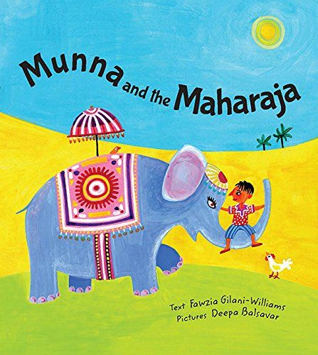 Munna And The Maharaja