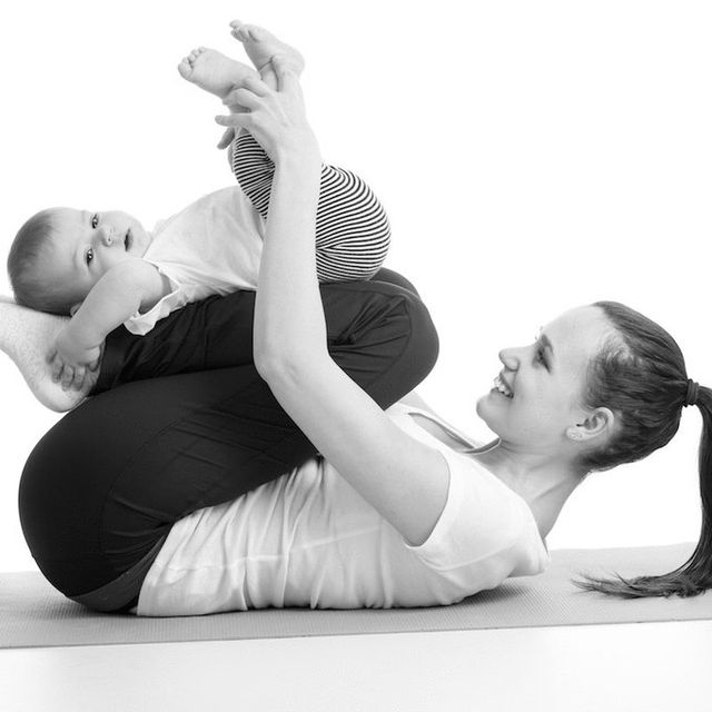 Postnatal Yoga Classes