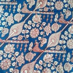 Aarika Assorted Kalamkari Cotton Running Material