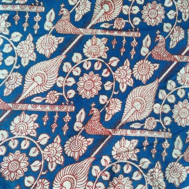 Aarika Assorted Kalamkari Cotton Running Material