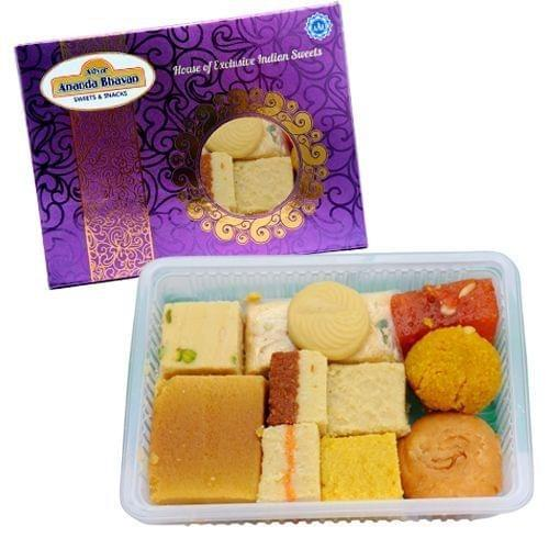 A2B Assorted Milk Sweet Box