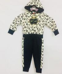 Little Bitty Black Apple Jumpsuit for Age 2-3 years